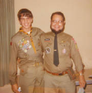 Davy and Herb Forney 1970.jpg